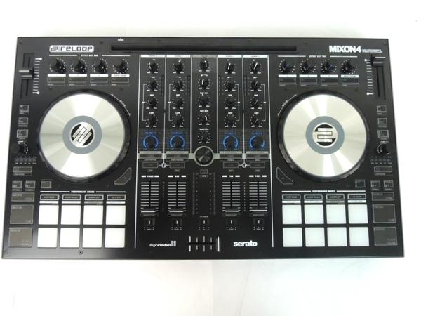 Dirigent ディリゲント Reloop MIXON4 DJ コントローラ 音響 機材