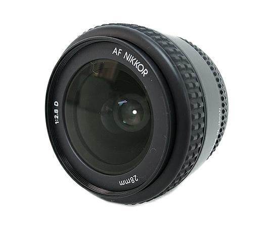 Nikon ニコン AI AF Nikkor 28mm f 2.8D カメラレンズ 単焦点 広角