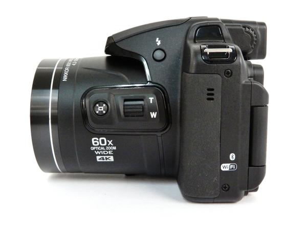 Nikon ニコン デジタルカメラ COOLPIX B700 ブラック コンデジタル デジカメ