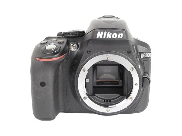 Nikon ニコン 一眼レフ D5300 18-140 VR レンズキット ブラック D5300LK18-140 BK カメラ デジタル