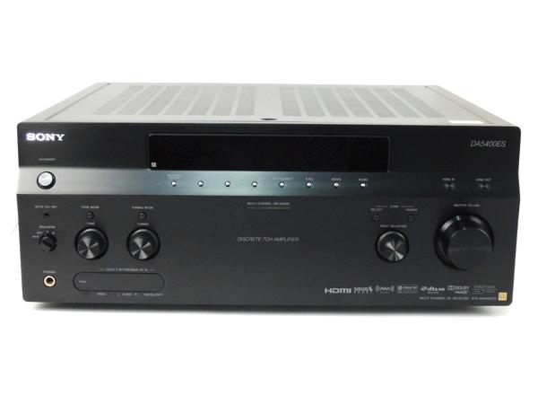 ソニー SONY STR-DA5400ES マルチチャンネル インテグレート アンプ オーディオ 音響 機器