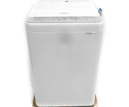Panasonic パナソニック NA-F50B10C-W 洗濯機 ホワイト