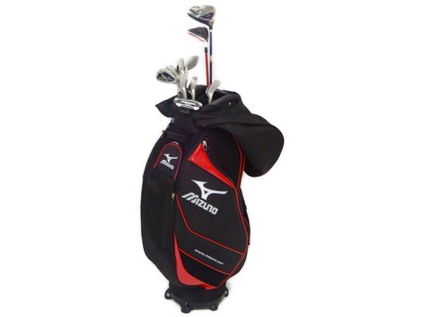 ダンロップ ゼクシオ N.S.PRO 900GH DST 他 ゴルフ クラブ バッグ 一式 セット
