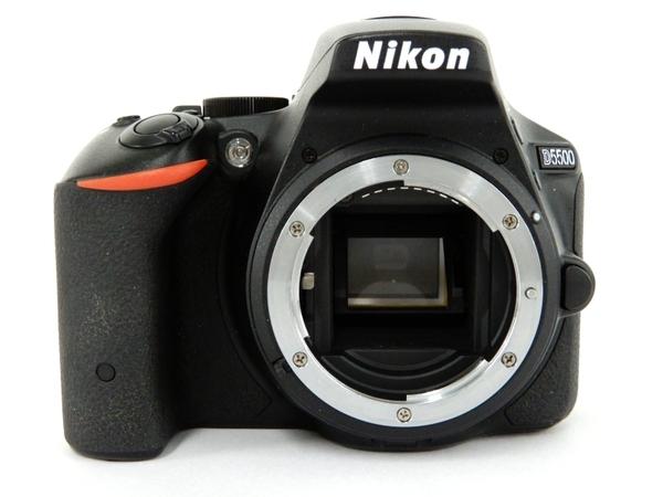 Nikon ニコン 一眼 レフ D5500 ダブルズームキット ブラック カメラ デジタル (2)