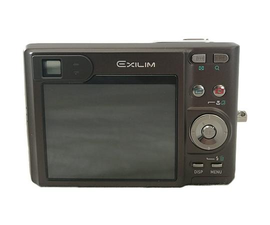 CASIO EXILIM ZOOM EX-Z55 BN デジカメ ブラウン