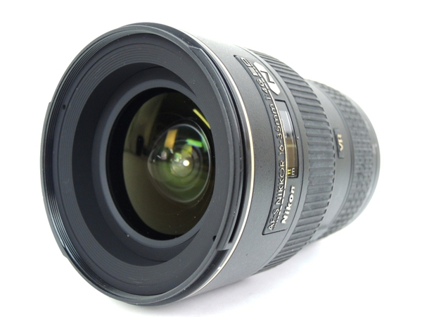 Nikon ニコン AF-S NIKKOR 16-35mm F 4G ED VR カメラレンズ ズーム 広角