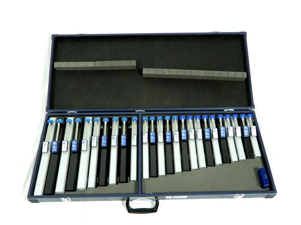 SUZUKI 鈴木楽器製作所 スズキ HB-25 トーンチャイム 25本 ハードケース
