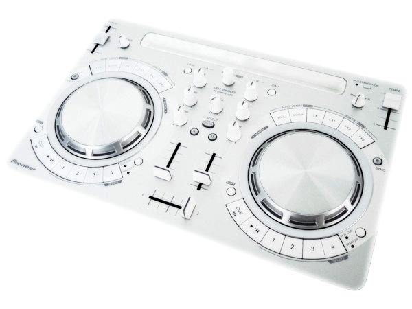 Pioneer パイオニア DDJ-WEGO3-W DJコントローラー ホワイト
