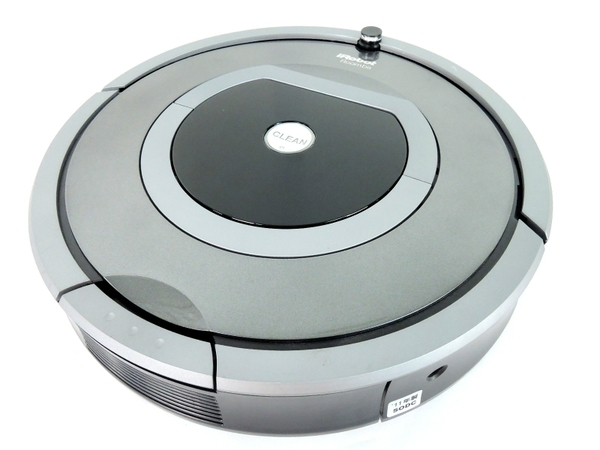 iRobot アイロボット roomba ルンバ 780 ロボットクリーナー  メタリックグレー