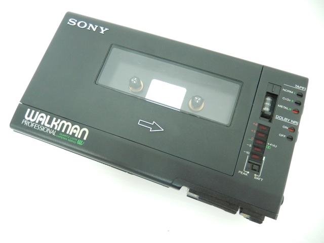 SONY ソニー WALKMAN PROFESSIONAL ウォークマンプロ WM-D6