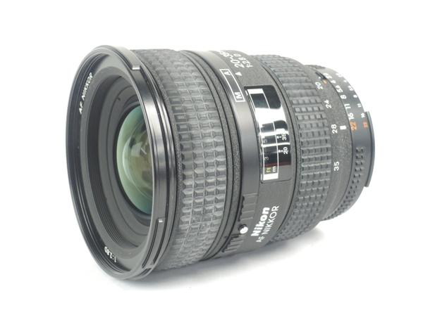 Nikon AF-S NIKKOR 20-35mm 1:2.8D カメラ レンズ