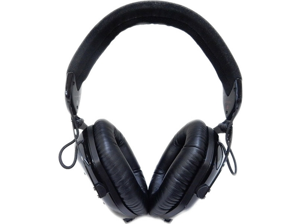 v-moda ブイモーダ ヘッドフォン CROSSFADE M-100 ブラック