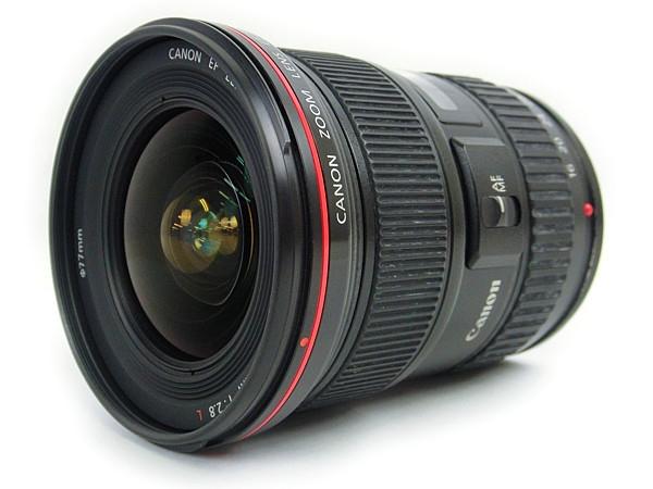 Canon キヤノン EF16-35mm F2.8L USM カメラレンズ ズーム 広角