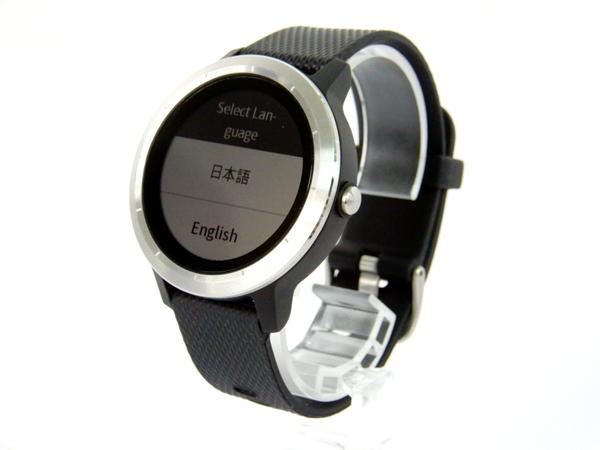 GARMIN vivoactive3 スマートウォッチ 腕時計型 健康サポート機器 心拍計 GPS