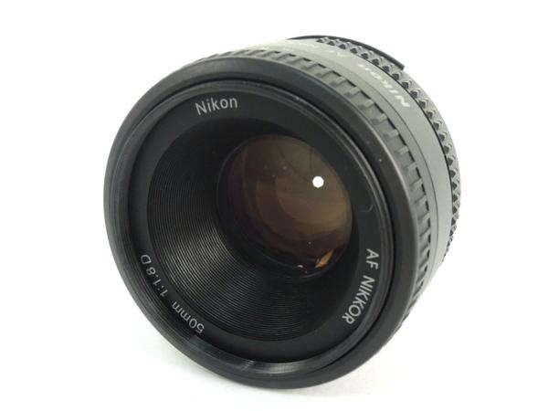 Nikon ニコン Ai AF Nikkor 50mm F 1.8D カメラレンズ 単焦点 標準