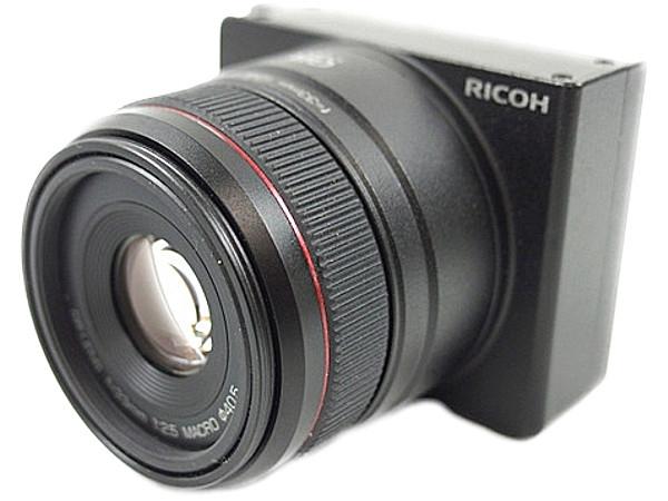 RICOH リコー GR LENS A12 50mm F2.5 MACRO GXR用 ユニット 単焦点 レンズ ブラック