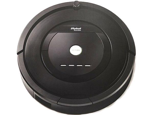 iRobot アイロボット Roomba ルンバ 885 ロボット 掃除機 ブラック