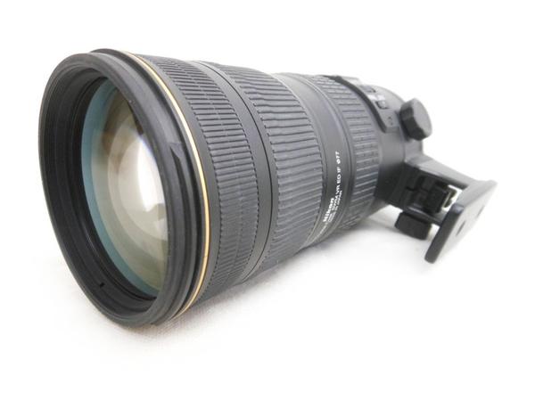 Nikon AF-S NIKKOR 70-200mm F2.8G II ED VR 望遠 ズーム レンズ