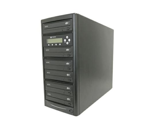 DVDコピー機 コムワークス VP-5S-DN VP写楽 1:5 HDDレス 業務用 DVD デュプリケーター