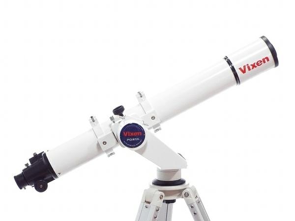 Vixen ビクセン ポルタII A80Mf 天体望遠鏡 経緯台シリーズ 星空 天体観測