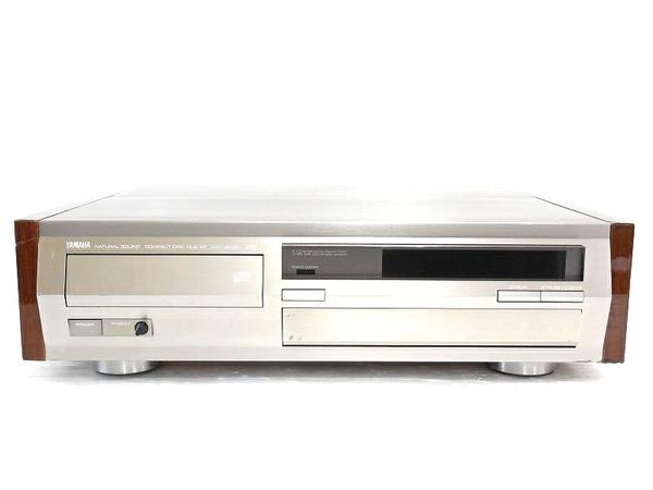 YAMAHA ヤマハ CDX−2020 CDプレーヤー デッキ 4DAC