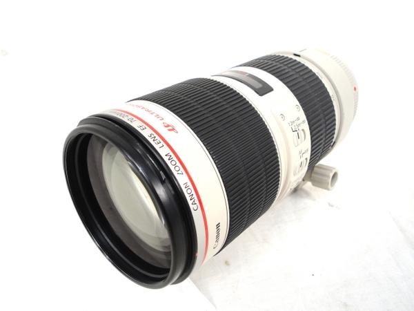 CANON ZOOM LENS EF 70-200mm 2.8 L IS II USM レンズ カメラ キヤノン