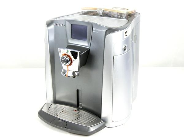 Saeco サエコ エスプレッソマシン primea cappuccino touch plus SUP030-ADR コーヒーマシン 業務用