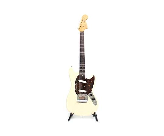 Fender Japan エレキギター ムスタング MG65 VWH MUSTANG ビンテージ ホワイト フェンダー