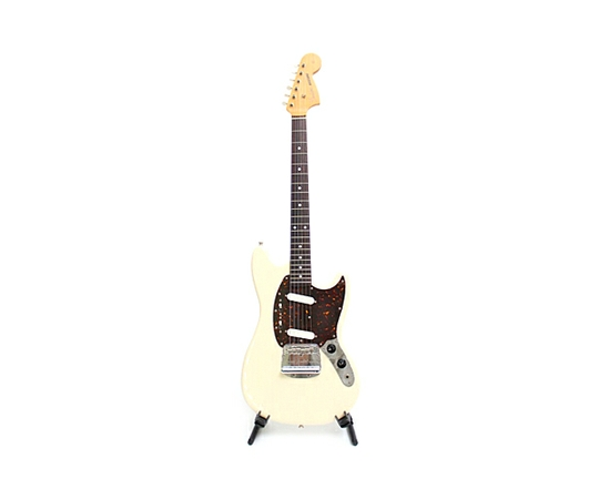 Fender Japan MG65 VWH MUSTANG エレキギター ムスタング ビンテージ ホワイト