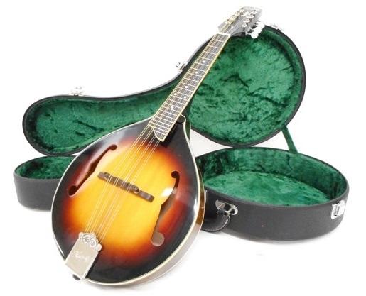 Kentucky ケンタッキー KM-350 マンドリン 弦楽器 音楽 演奏 趣味