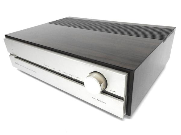 DENON デノン PRA-2000 ステレオプリアンプ