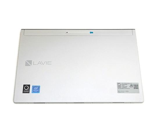 NEC LaVie Hybrid ZERO タブレットPC PC-HZ100FAS HZ100/FAS 11.6型 ムーンシルバー ノートパソコン