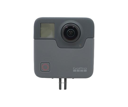 GoPro Fusion アクションカメラ 全天球 360°カメラ 3-Wayカメラグリップ付 ゴープロ フュージョン