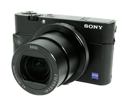 SONY ソニー デジタルカメラ Cyber-Shot RX DSC-RX100M5 ブラック コンデジ デジカメ