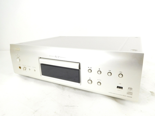 DENON デノン スーパーオーディオ DCD-1500SE-SP CDプレーヤー
