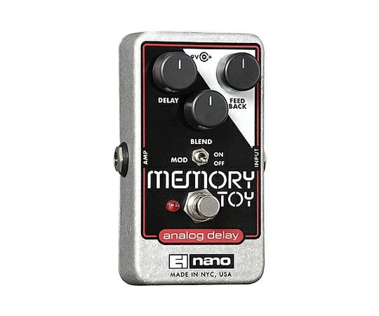 ELECTRO HARMONIX エレクトロハーモニックス MEMORY TOY ギター エフェクター アナログディレイ