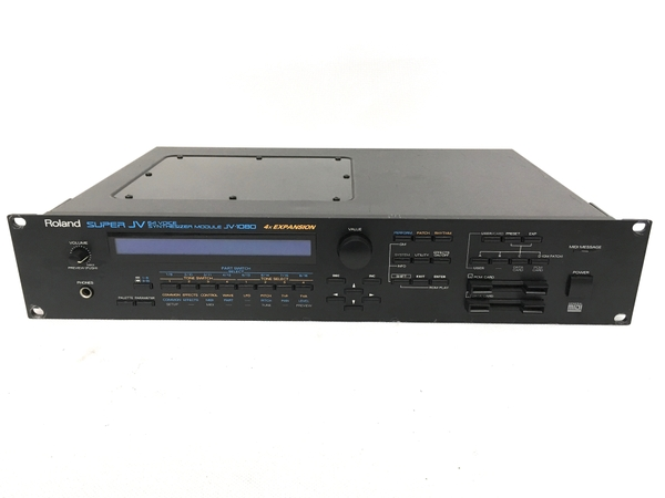 Roland ローランド SUPER JV 1080 JV-1080 サウンド モジュール
