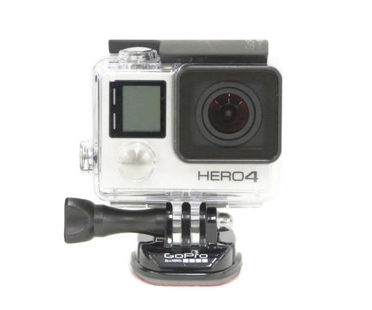 GoPro ゴープロ アクションカメラ HERO4 シルバーエディション アドベンチャー ビデオカメラ アウトドア スポーツ CHDHY-401-JP