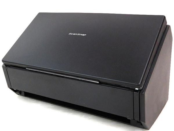 FUJITSU 富士通 ScanSnap PFU FI-IX500 スキャナー Wi-Fi ブラック
