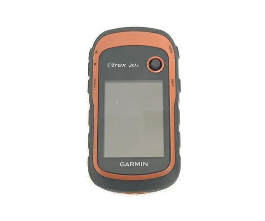 GARMIN ガーミン 登山用 ハンディ GPS eTrex 20x 日本語対応 アウトドア スポーツ