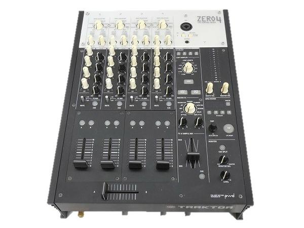 KORG ZERO4 デジタル ミキサー MIDIコントローラー エフェクター