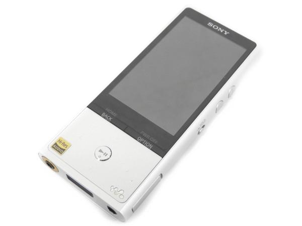 SONY ソニー WALKMAN NW-ZX100 128GB ポータブル 音楽プレーヤー シルバー