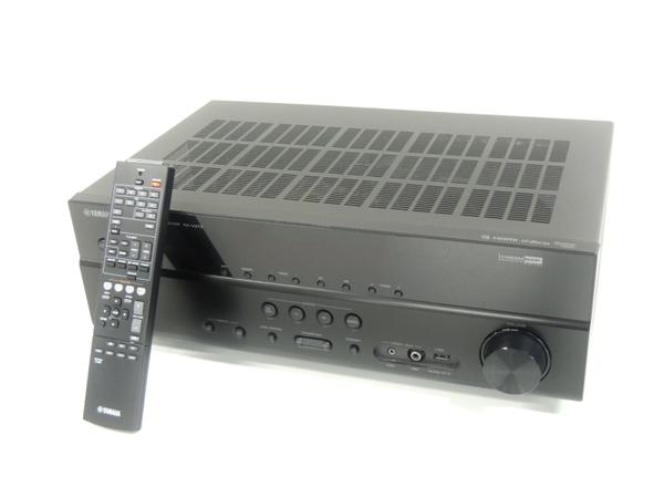 YAMAHA ヤマハ RX-V373 AVアンプ ブラック