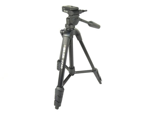 SLIK スリック 三脚 F740 カメラ アクセサリー