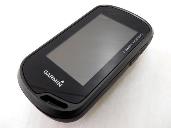 GARMIN ガーミン Oregon 650TCJ2 ハンディナビ GPSタブレット 3型