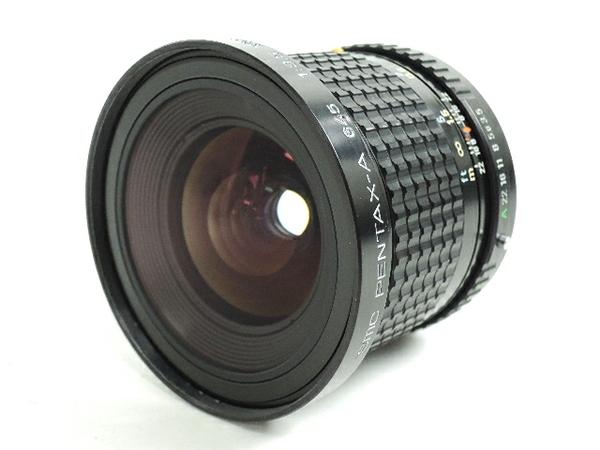 ricoh リコーイメージング SMC PENTAX-A 645 F3.5 35mm 中判カメラレンズ