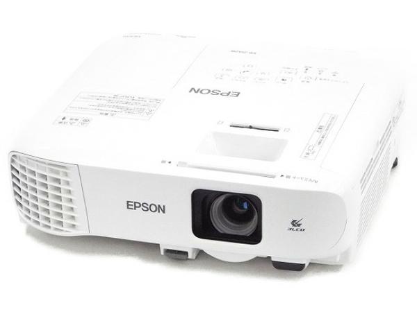 EPSON エプソン プロジェクター EB-2142W ビジネス 多機能 パワーモデル 4200ルーメン