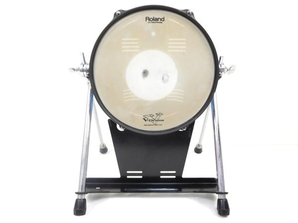 Roland Vキック・トリガー KD-120BK 電子ドラム キックパッド