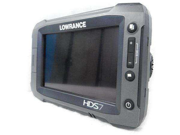 LOWRANCE ローランス 魚群探知機 HDS-7 Gen2