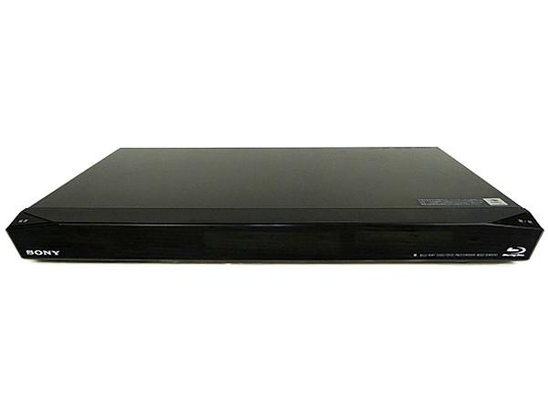SONY ソニー BDZ-EW510 ブルーレイ DVD レコーダー 500GB ブラック